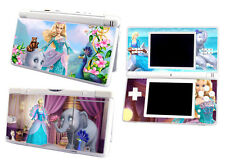 Skin Sticker to fit Nintendo DS Lite / DSL - Barbie