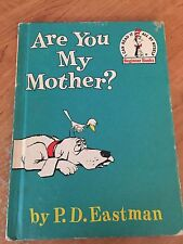 Are You My Mother? by P.D. Eastman  I Can Read It All My Myself Book  HB 1960