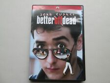 John Cusack Better Off Dead Widescreen Collection Free Shipping In Usa