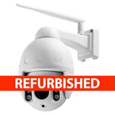 5MP/4MP 200 feet Night Vision IR Pan Tilt Zoom Wireless PTZ IP Dome CCTV Camera