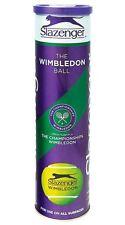 NEW ~ TENNIS BALLS ~ 4 BALL CAN ~ THE WIMBLEDON BALL ~ SLAZENGER