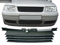 No logo grill for VW BORA Front Badgeless Debadged JETTA MK4 grille Hood