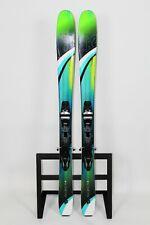 K2 fulLuvit 95, Used Demo Ski, 156cm, Squire 11 Bindings, #190809