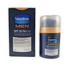 50g Vaseline MEN Face Anti Spot Whitening Total Fairness Serum SPF30 PA+++  +TN