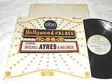 "Mitchell Ayres ""Hollywood Palace"" 1966 Jazz LP, VG, Stereo, 1970's ABC Pressing"
