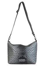 Mischmasch Damen Tasche Umhängetasche Elie - grey - grau strukturiert