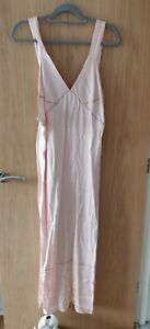 Zara Woman Studio Pink Dress