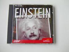 EINSTEIN die Welt des Genies PC CD-ROM ISBN 3634260041