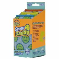 Scrub Daddy, 6 Count, Scour Daddy With Flex Texture Material