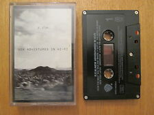 R.E.M. ‎– New Adventures In Hi-Fi - EU Cassette  - Warner Bros. Records - 1996