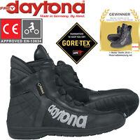 DAYTONA Gore-Tex Motorradstiefel AC DRY GTX Stiefel Schuhe wasserdicht