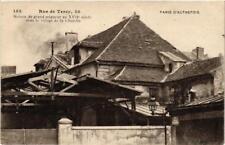 CPA PARIS (18e) 30, Rue de Tercy. Maison de gd seigneur (539567)