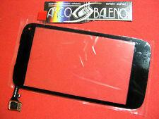 VETRO+TOUCH SCREEN per ALCATEL ONE TOUCH 997D ULTRA OT LCD DISPLAY NERO NUOVO