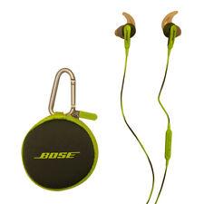 Bose SoundSport In-Ear Kopfhörer für Apple Geräte grün/olive - Neuware -