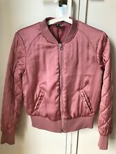 7c842a77344c Bomber vieux rose H M T.36 comme neuf