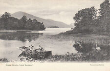 Early View, The Straits & Loch Lomond, LUSS, Dunbartonshire