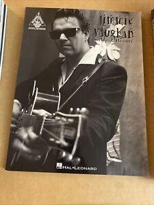 Guitar TAB Songbook Jimmie Vaughan Tab Book