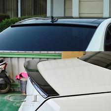 Unpainted MERCEDES BENZ 08~13 W204 OE Roof & D Rear Trunk Spoiler C63 C300 COMBO