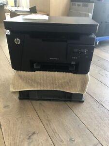 HP LASERJET M125A  CZ172A, 14 PAGES PRINTER £145 + VAT