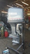 "2002  200hp Yamaha 25"" Shaft Outboard Engine Motor 120+PSI Excellent 175hp"