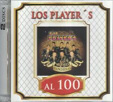 Los Players Las Mejores Rancheras Al 100 2CD New Sealed
