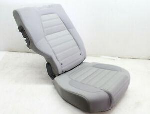 17 HONDA CRV REAR RIGHT PASSENGER SEAT GRAY FABRIC OEM 17 18