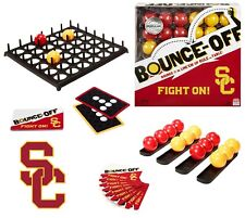 USC Bounce-Off Ping Pong Party Fun Game for 2-4 Players 7Y+ (Fun for Everyone!)