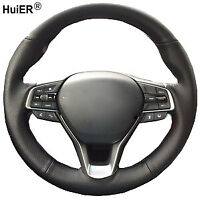Hand Sewing Car Steering Wheel Cover For Honda Accord 10 2018-2019 Insight 2019
