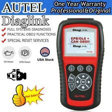 2020 AUTEL Diaglink All System Automotive Car Scanner Tool OBD2 Code Reader EPB