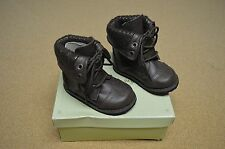 Sarah Jayne Wiilow Baby Toddler Boots Brown