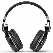 Bluedio T2SBCA001 Turbine T2S Wireless Headset, Black