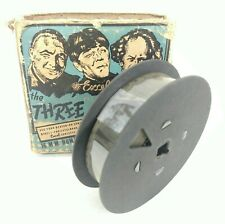 "RARE 16 mm The Three Stooges - ""Paper Hangers"" Short Film with Curly"