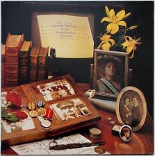 LPs- Favorite Themes From Masterpiece Theatre- GPMT10- Gatefold- 1981-