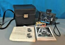 Vintage Instant Camera Polaroid Square Shooter 4 Land Camera 1970s