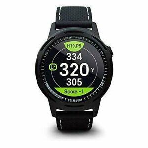 Neu 2020 Golf Buddy Aim W10 Smart Uhr Golf GPS Touchscreen 40,000 Kurse