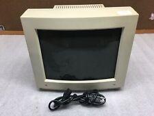 Vintage Apple Macintosh Color Display Computer Monitor M1212 Crt - No Base