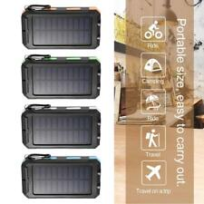 Waterproof 300000mAh EHal USB Portable Solar Battery Charger Solar Power Bank EH