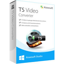 TS Video Converter WIN aiseesoft Dt. versione completa-a vita download licenza