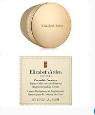 Elizabeth Arden ceramide premiere Intense moisture renewal Regeneration EyeCream