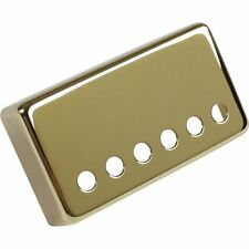 Metal Humbucker Pickup Cover GOLD 50mm Space for Gibson Guitar Duncan DiMarzio