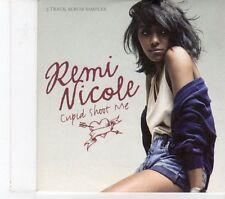 (FT839) Remi Nicole, Cupid Shoot Me - 2009 DJ CD
