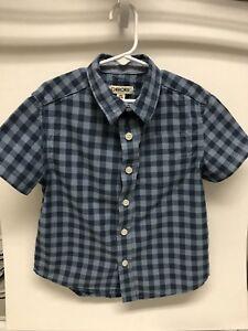Boys Shirt Size XS 4/5