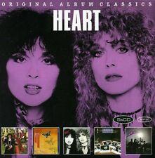 Heart - Original Album Classics [New CD] Holland - Import