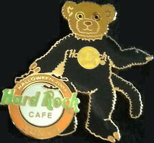 Hard Rock Cafe TOKYO 2003 HALLOWEEN PIN Teddy Bear CAT SUIT - HRC Catalog #20387