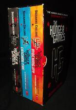 The Hunger Games Trilogy - Suzanne Collins - 2009/2010 - Box set Scholastic Ltd