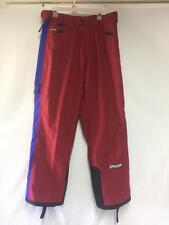Spyder Men's XTL Snow Ski Pants Color Red and Blue Size L NEW