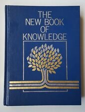 The New Book of Knowledge 1 - A 1981 Encyclopedia Single