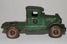 1930's Ac Williams Cast Iron Semi Truck Cab, Original