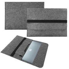 Apple Macbook Air 13 Notebook Sleeve Hülle Tasche Laptop Filz Cover Case Grau