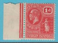 BRITISH VIRGIN ISLANDS 54a MINT NEVER HINGED OG **  NO FAULTS EXTRA FINE